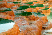 ممنوع شدن گردشگری در چشمه آب معدنی سورت