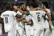 پیروزی پرگل السد مقابل العربی