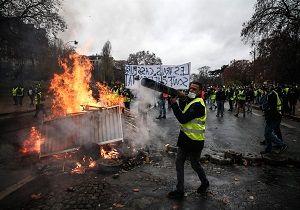 هشدار ترکیه به شهروندانش در خصوص سفر به فرانسه