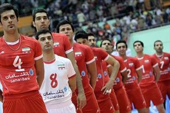 استارت مردان والیبال ایران با ۱۷ بازیکن