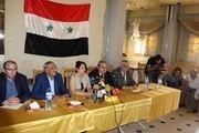 هیئت اقتصادی اردن امروز راهی سوریه میشود