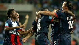 پاری سن ژرمن قهرمان سوپر جام فرانسه شد