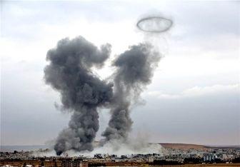 حمله جنگندههای آمریکایی به نیروهای مردمی عراق