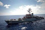 ناوگروه دوستی ایران در سواحل روسیه پهلو گرفت