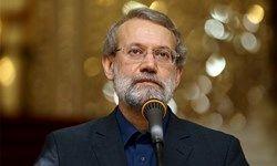 لاریجانی جان باختن سرنشینان نفتکش ایرانی را تسلیت گفت