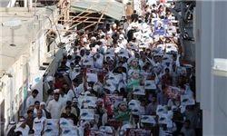 انقلاب بحرین ۵ ساله شد