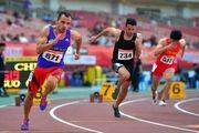 صعود نمایندگان ایران به نیمه نهایی 400 متر