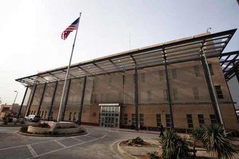اصابت ۲ خمپاره در نزدیکی سفارت آمریکا در بغداد