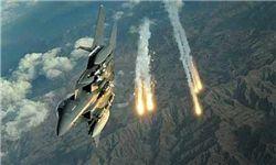 حمله جنگندههای ارتش پاکستان به مقر طالبان