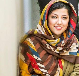سلفی نصف و نیمه همسرِ «شهاب حسینی»