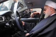 نامه وزیر صمت به روحانی برای واگذاری سهام ایران خودرو