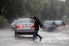 هشدار جدی هواشناسی/ بارش شدید باران در اکثر مناطق کشور