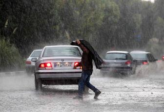 ادامه فعالیت سامانه بارشی در کشور تا چه روزی ادامه دارد؟