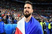 رکورد عجیب مهاجم فرانسه در جام جهانی