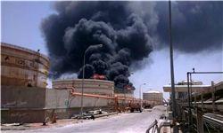 آتشسوزی جزئی در پتروشیمی بوعلی سینا