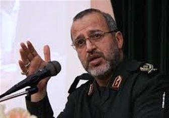 فرمانده جدید سپاه استان تهران منصوب شد