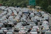 آخرین وضعیت ترافیکی امروز/ ترافیک در آزادراه کرج-تهران نیمه سنگین است