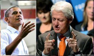 هم حزبیهای اوباما مقابل او قد علم کردهاند