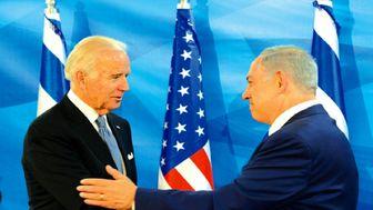 گفتوگو بایدن با نتانیاهو
