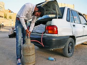 توزیع گاز مایع به منظور تامین سوخت خودرو ها در گلستان ممنوعیت شد