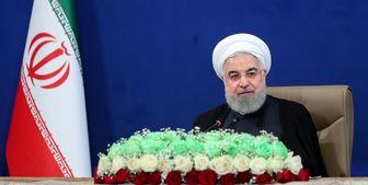 روحانی: پروتکلها نگذاشت در جمع دانشگاهیان باشم
