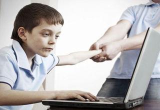 تبعات استفاده کودکان از فضای مجازی
