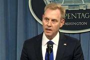 درخواست بی اساس وزیر دفاع موقت آمریکا از ایران