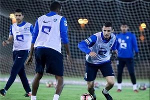 ستارگان قطر مقابل ایران
