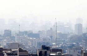 مرگ خاموش تهرانیها بر اثر آلودگی هوا