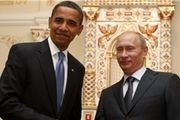 ملاقات 4 دقیقه ای اوباما با همتای روس
