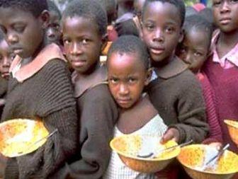 هشدار / / از هر۶ نفر در نیا یک نفر گرسنه است!!