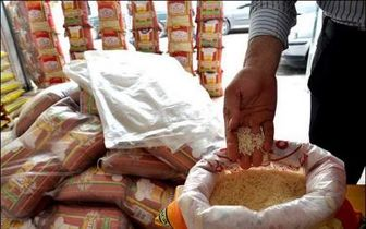 20 هزار تن برنج تایلندی در بازار عرضه میشود