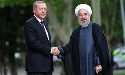 اردوغان سهشنبه به تهران میآید