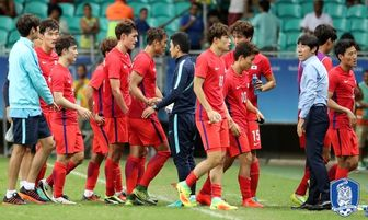 اعلام فهرست بازیکنان کرهجنوبی برای بازی با ایران