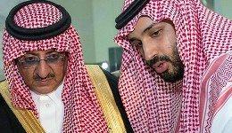 داستان بافی بن سلمان برای برکناری ولیعهد سابق