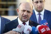 تاکید وزیر دفاع ترکیه بر همکاری آنکارا با آمریکا در سوریه