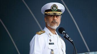 دریادار سیاری: کرونا تاثیری در توان رزمی ارتش نخواهد داشت