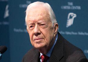 واکنش جیمی کارتر به خشونت در کنگره آمریکا