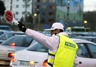 تردد وسایل نقلیه سنگین در محور هراز ممنوع شد