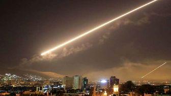حمله هوایی رژیم صهیونیستی به لاذقیه و طرطوس