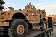 200 کامیون تجهیزات نظامی آمریکایی به شمال شرق سوریه ارسال می شود