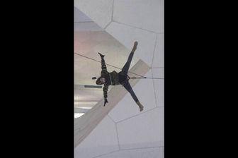 اجرای «دیوار آسمان» در روز ۲۳ بهمن روی «برج آزادی»