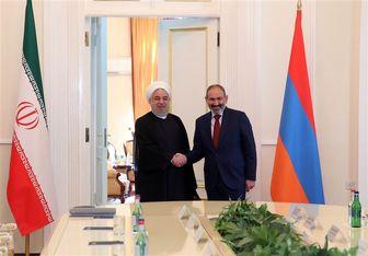 روحانی: تهران و ایروان بهدنبال فعال کردن ظرفیتهای گسترده اقتصادی خود هستند