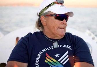 مدال آور پارالمپیکی در اقیانوس آرام جان خود را از دست داد