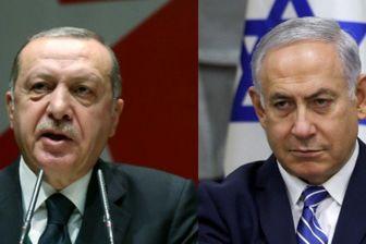 تداوم جنگ لفظی اردوغان و نتانیاهو