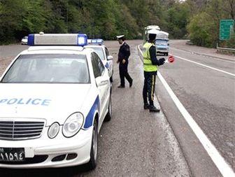 آغاز طرح نوروزی پلیس در جادهها از شنبه