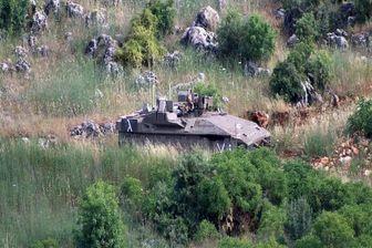 تحرکات نظامیان اسرائیل در نزدیکی مرزهای لبنان