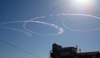 پرواز گسترده جنگندههای صهیونیستی در آسمان بیروت