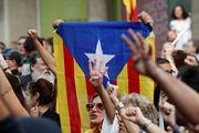 استقلالطلبان کاتالونیا بزرگراهها را در اسپانیا مسدود کردند