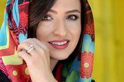 عاشقانه های «گلاره عباسی» برای بازیگر مشهور/ عکس